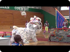 Colorado Asian Heritage Center Team A 1st Lion Dance Competition in Colorado Part 1