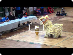 Colorado Asian Cultural Heritage Center Team B 1st Lion Dance Competition in Colorado Part 2